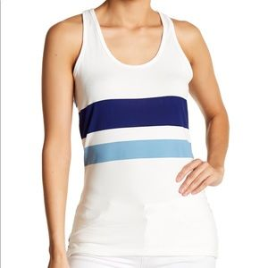 Poof! Racerback Tank Top Women's Small NEW